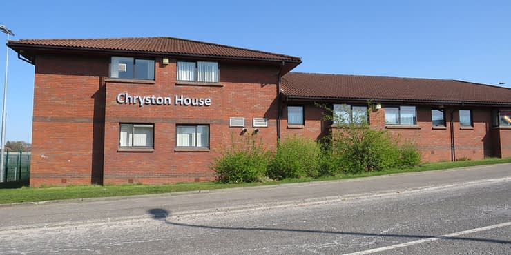 Office 14 – Chryston Business Centre