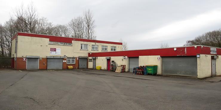 Unit 2, Strathclyde Business Centre – Bargeddie