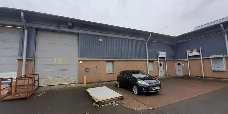 12 Dunlin Court, Strathclyde Business Park, Bellshill