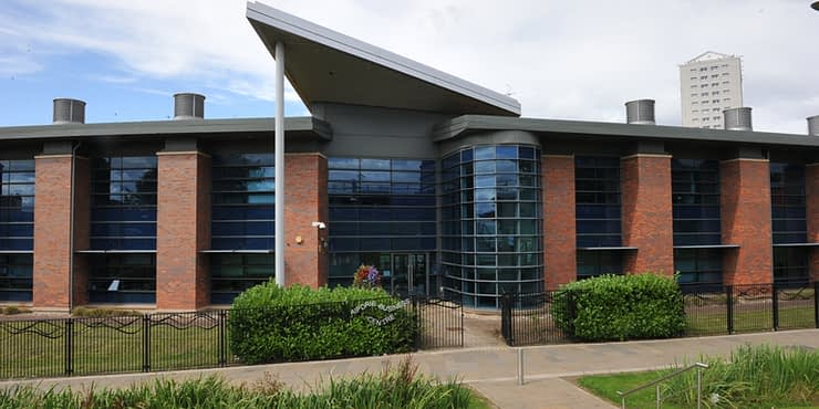 Office 5 – Airdrie Business Centre
