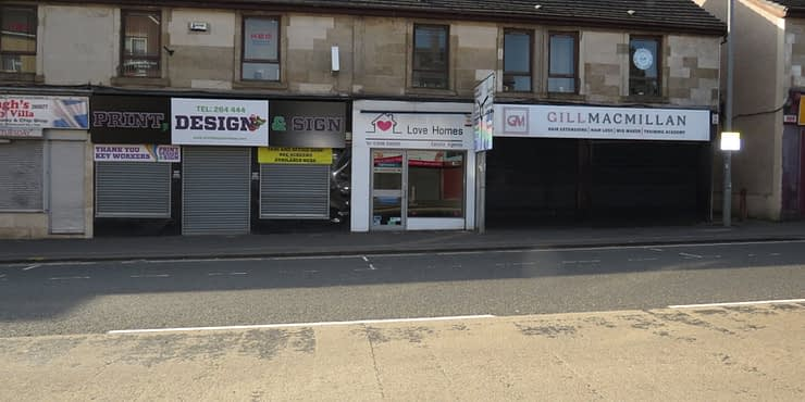 166 Merry Street, Motherwell – ** LET AGREED **
