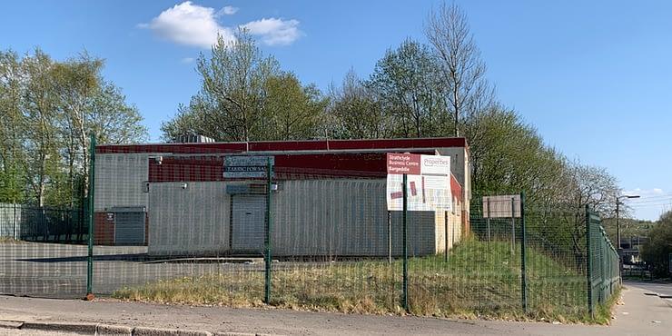 Unit 10, Strathclyde Business Centre – Bargeddie
